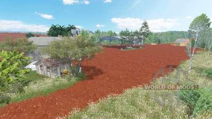 Fazenda Monte Alegre für Farming Simulator 2015