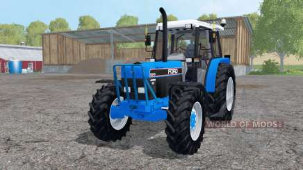 Ford 8340 1992 pour Farming Simulator 2015
