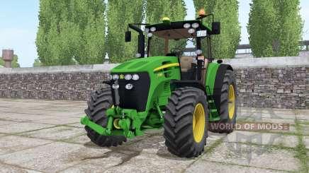 John Deere 7730 2007 pour Farming Simulator 2017
