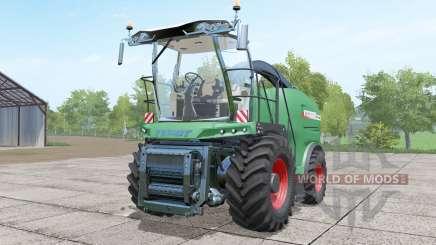 Fendt Katana 65 wheels selection pour Farming Simulator 2017