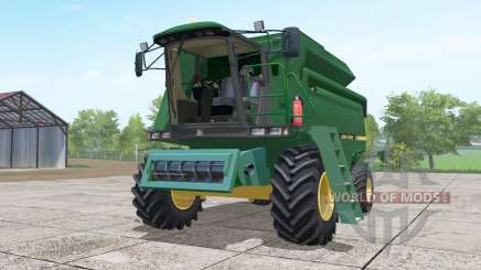 John Deere 2056 moving elements pour Farming Simulator 2017