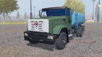 ZIL 4331 vodovoz v2.0 pour Farming Simulator 2013