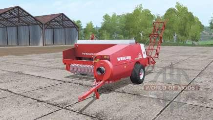 Welger AP730 v1.1 für Farming Simulator 2017