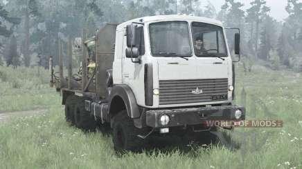 WENIG 6317 1991 für MudRunner