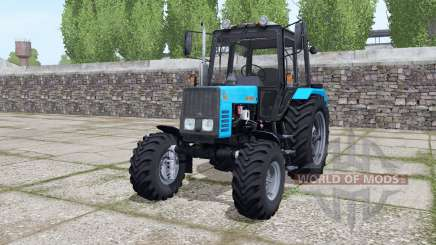 MTZ 892 Biélorussie contrôle interactif pour Farming Simulator 2017