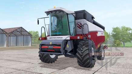 Akros 530 Motor Auswahl für Farming Simulator 2017