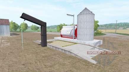 Multi Interim Storage v3.1 pour Farming Simulator 2017