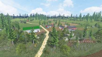 Pientila für Farming Simulator 2015