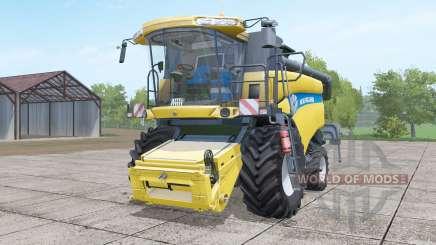 New Holland CX8080 4x4 pour Farming Simulator 2017