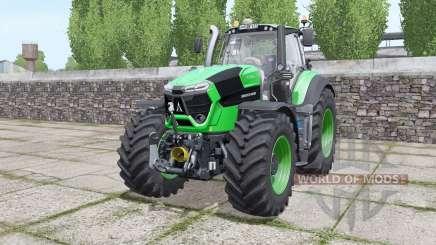 Deutz-Fahr Agrotron 9310 TTV real sounds engine pour Farming Simulator 2017