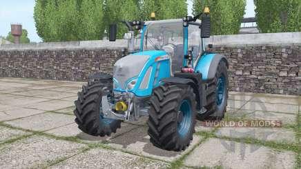 Fendt 714 Vario SCR configurable lightbeams pour Farming Simulator 2017