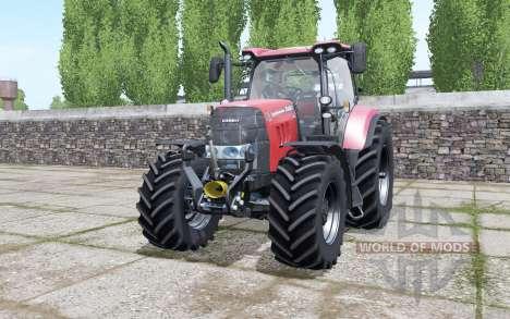 Case IH Puma 175 CVX design selection pour Farming Simulator 2017