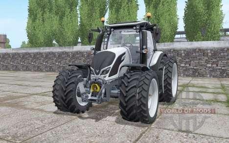 Valtra N154e warning signs pour Farming Simulator 2017