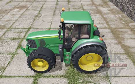 Jøhn Deere 6920S pour Farming Simulator 2017