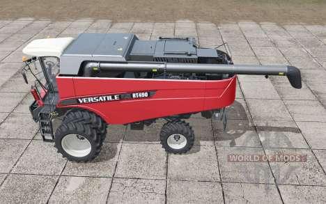 Versatile RT490 dual front wheels pour Farming Simulator 2017