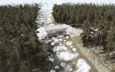 South of Nowhere pour Spintires MudRunner