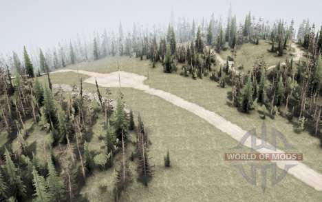 Area 259 pour Spintires MudRunner