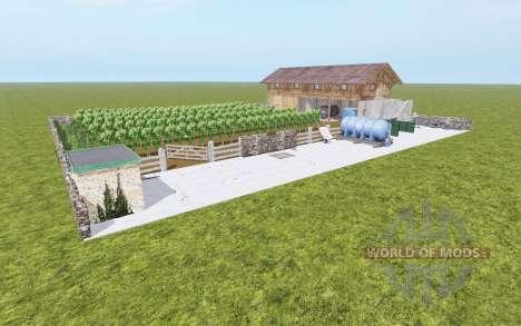 De raisin de la ferme v1.1 pour Farming Simulator 2017