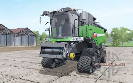 Fendt 9490X crawler modules pour Farming Simulator 2017