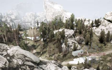 Siberian Express pour Spintires MudRunner