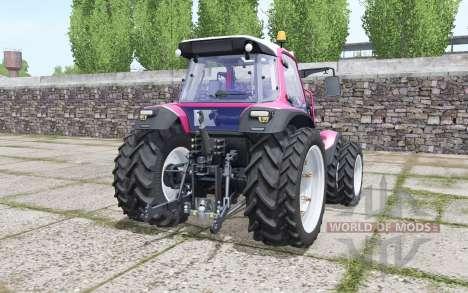 Lindner Lintrac 90 narrow twin wheels pour Farming Simulator 2017