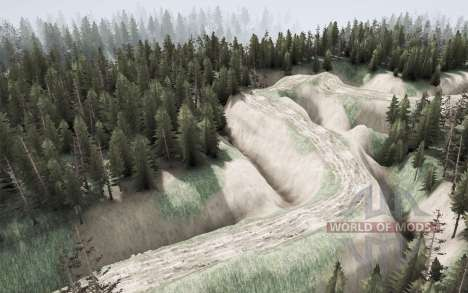 Ruta off-road pour Spintires MudRunner