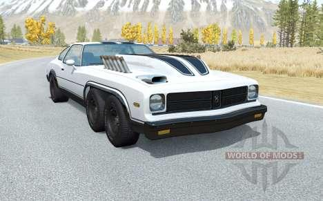 Bruckell Moonhawk Firehawk V12 v1.2.1 pour BeamNG Drive