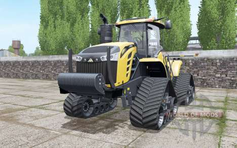 Challenger MT975E crawler modules pour Farming Simulator 2017