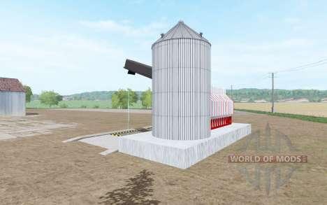 Multi Interim Storage v3.7 pour Farming Simulator 2017