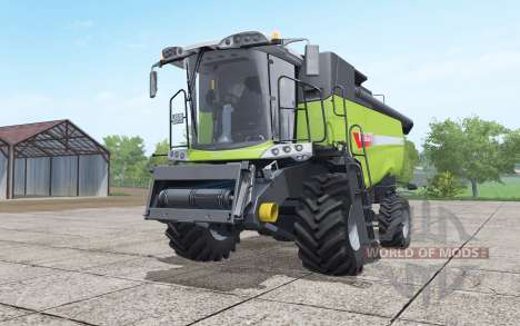 Fendt 9490X More Realistic pour Farming Simulator 2017