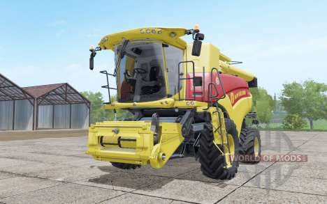 New Holland CR7.90 120 years pour Farming Simulator 2017