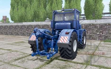 Kirovets K-700a variateur électronique 2002 pour Farming Simulator 2017