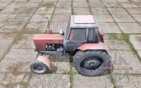 MTZ-82 vieux diesel pour Farming Simulator 2017