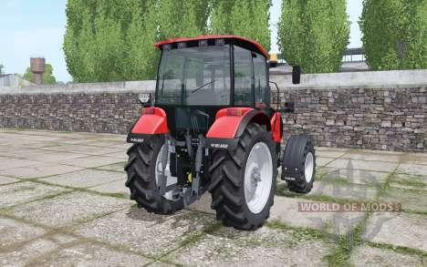 1523 avec suivi des modules pour Farming Simulator 2017