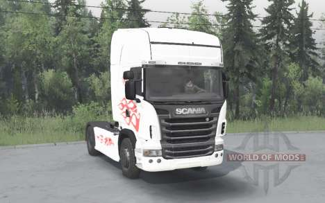 Scania R730 2009 pour Spin Tires