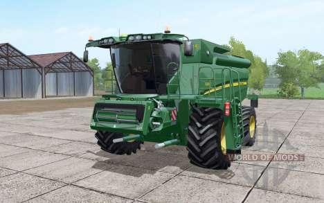 John Deere S690i full washable pour Farming Simulator 2017