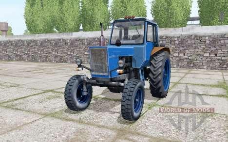 MTZ 80 Бᶒларус pour Farming Simulator 2017