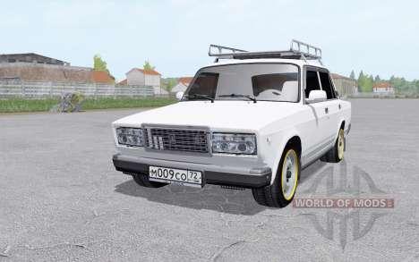 Lada Zhiguli (2107) pour Farming Simulator 2017