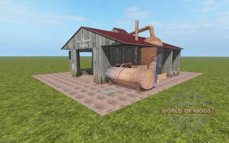 Whiskey Factory pour Farming Simulator 2017
