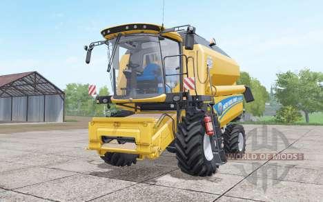 New Holland TC 5060 pour Farming Simulator 2017