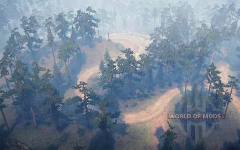 Abandoned Mines pour Spintires MudRunner