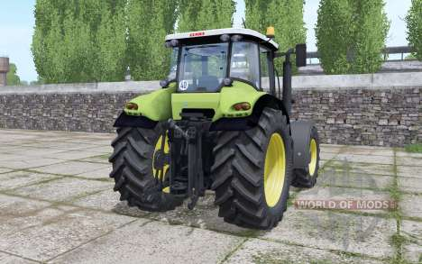 Claas Ariⱺn 640 pour Farming Simulator 2017