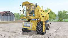 New Holland Clayson M135