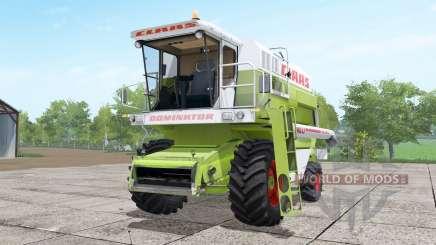 Claas Dominator 118 SL Maxi pour Farming Simulator 2017