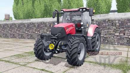 Case IH Maxxum 150 2018 pour Farming Simulator 2017