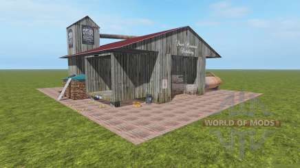 Whiskey Factory v1.1 pour Farming Simulator 2017