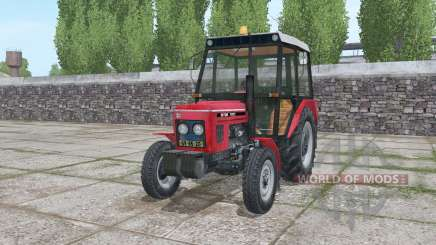 Zetor 7011 with weight pour Farming Simulator 2017