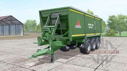 Annaburger HTS 29.17 green pour Farming Simulator 2017