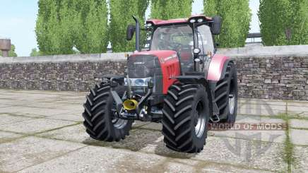 Case IH Puma 175 CVX design selection pour Farming Simulator 2017