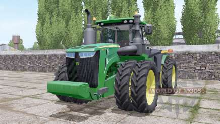 John Deere 9420R wheels selection für Farming Simulator 2017